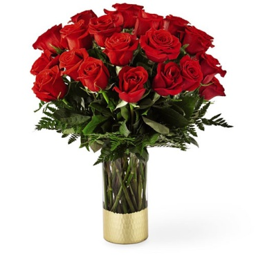 Gorgeous Red Rose Bouquet