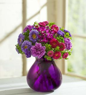 Lavender Joy Bouquet