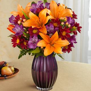 The Autumn Splendor Bouquet