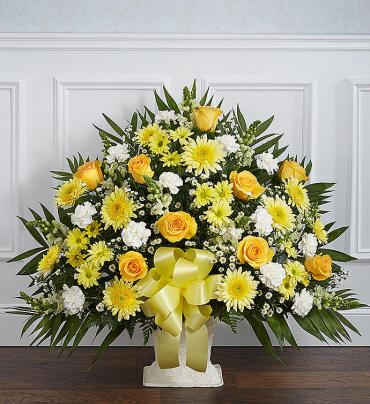 Heartfelt Tribute - Yellow