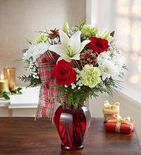 2017 Holiday Tidings Bouquet