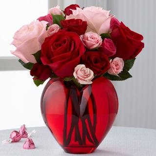 The My Heart to Yours™ Rose Bouquet