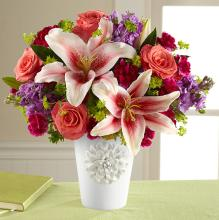 California Chic Bouquet for Kathy Ireland Home