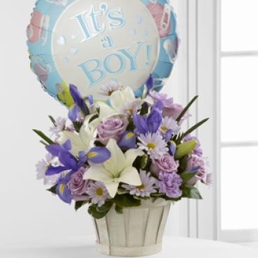 The Boys Are Best! Bouquet