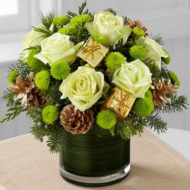 "The Season\'s Sparkleâ""¢ Bouquet"