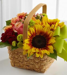 The Bright Day Basket