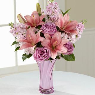 The Perfect Impressions Pink Bouquet