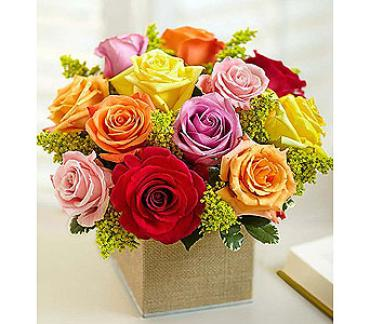 Radiant Rose Bouquet?