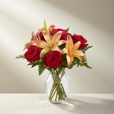 The Fall Fire Bouquet