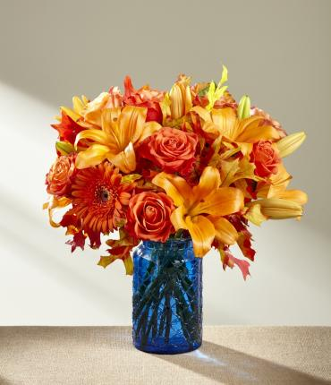 17F8 The Autumn Wonders Bouquet