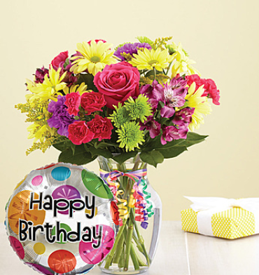 It\'s Your Day Bouquet- Happy Birthday
