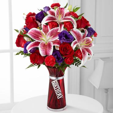 The Birthday Wish Bouquet