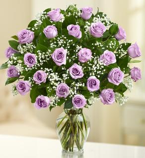 Ultimate Elegance Purple Roses